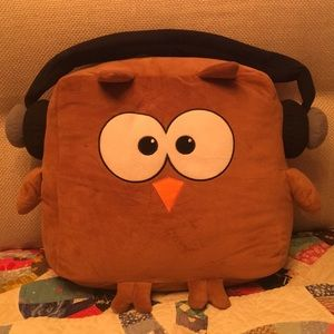 Other - Insomniac Limited Edition Owl Pillow